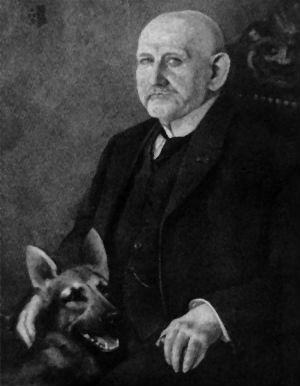 Max von Stephanitz Pastor Aleman